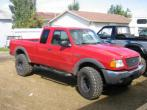 2002 Ford Ranger, red-deer